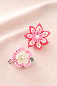 DIY Knob #crafted #flower brooch #Japanese Folk Art  Fabric kit --- #Japanese Craf,  View more on the LINK: http://www.zeppy.io/product/gb/3/262318858/