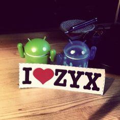 Die Androiden lieben ZYX