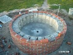Good tips for fire pit construction at this page.