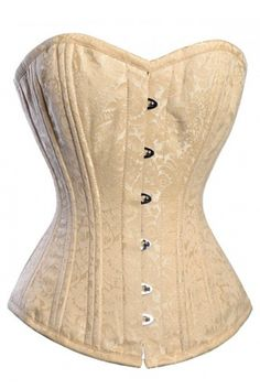 Overbust Corset NSA-804|Always go with Organic Corsets....