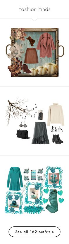 """""""Fashion Finds"""" by alidishu ❤ liked on Polyvore featuring Reiss, Sole Society, Monki, 81 Hours, Yves Saint Laurent, Moneta, jewelry, accessories, gifts and prAna"""