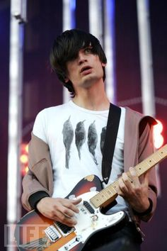 Jonny Greenwood From Life Magazine