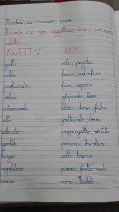 World Languages, Primary School, Journal, Education, Learning, 3, Studio, Happy, Alphabet