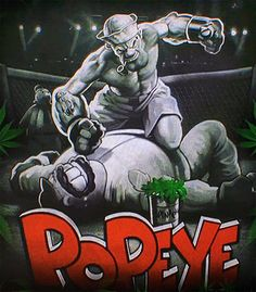 Popeye vs Bluto