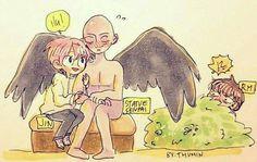 Only Namjin (on Going) - - Wattpad Yoonmin, Bts Memes, Namjin Fanart, Bts Imagine, Bts Drawings, Bts Chibi, Bts And Exo, Bts Fans, K Idol