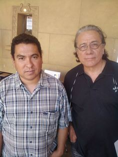 World Film Magic participated successfully giving awards at the Latino Film Festival. With Edward James Olmos.