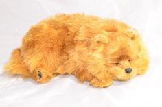 Perfect Petzzz Pomeranian Lifelike Breathing Plush Dog Puppy #PerfectPetzzz