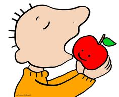 Peuterthema's: Mmm... lekker fruit! Halloween Fruit, Apple Theme, Teaching Math, Clipart, Bowser, Cute Pictures, Cards, Images, Note Cards