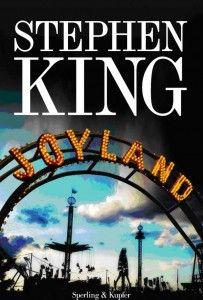 Joyland, 2013 The New York Times Best Sellers Fiction winner, Stephen King I Love Books, Books To Read, Fantasy Romance Novels, Fantasy Books, Kindle, Stephen King Books, Summer Jobs, Horror Books, Fiction And Nonfiction