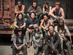 """Where In """"The Walking Dead"""" Should You Live? With so many great options like Terminus and the Prison available with no broker's fee, how could you ever choose? With this quiz, that's how!"""