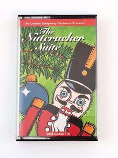The Nutcracker Suite Music Cassette Tape London Symphony Orchestra Christmas London Symphony Orchestra, Cassette Tape, Christmas Christmas, Presents, Music, Xmas, Gifts, Musica, Musik