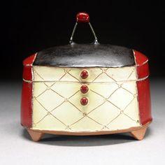 Lia Zlot Summerfield Lidded Jar