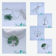 DIY - Life tree pendant
