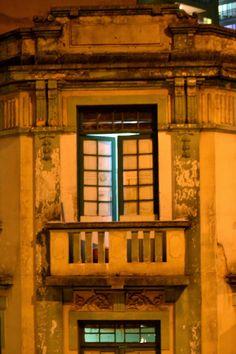 VisualZine: Centro de São Paulo - Luzes. Foto: Ronaldo Cooper