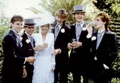 Andy Taylor's wedding at chateau marmont. i looked at this picture so often and wished i was there