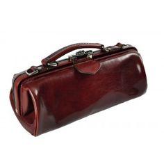 Best Bags - Mini Dokterstas Mutsaers Kastanje