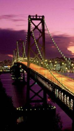 San Francisco Bay Bridge, San Francisco, California, USA #US attractions  #discount attractions