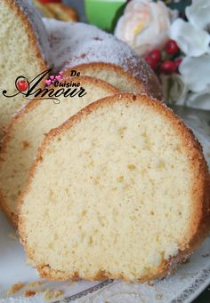 Paris Brest, Chiffon Cake, Oui, Bread, Cakes, Sweet Recipes, Cooking Recipes, Moroccan Cuisine, Home Made