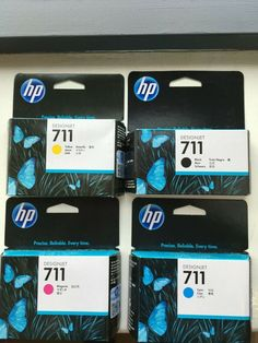 Shop by Category Cyan Magenta, Printer Ink Cartridges, Black Ink Cartridge, Retail Packaging, Hewlett Packard, Ebay, Things To Sell, Yellow, Free Delivery