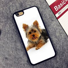 Funny Dog puppy Printed Soft TPU Skin Cell Phone Cases For iPhone 6 6S Plus 7 7 Plus 5 5S 5C SE 4 4S Back Cover Shell