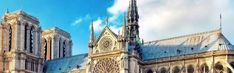 Massive Fire Destroy The Notre Dame Cathedral Historical Place Constructed between the twelfth and fourteenth hundreds of years, Notre-Dame de Paris has a French History, French Revolution, Gothic House, Rooftop, Notre Dame, Barcelona Cathedral, Louvre, Tower, Fire