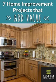 When it comes to increasing the value of your home, not all improvement projects are created equal. Find out which projects give you the best bang for your buck, and which projects to avoid. #HomeImprovement