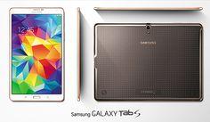 Samsung Galaxy Tab S trekt krom bij overhitting