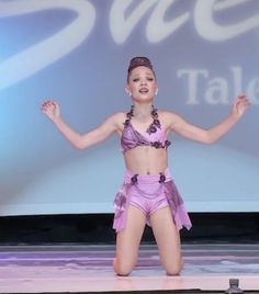 Maddie Ziegler the best dancer on dance moms not because she is abbys fav because she dances peacefully and wonderful