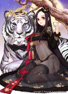 [게임/한국] Der Bruder / die Schwägerin von Million Arthur . Anime Fantasy, Fantasy Girl, Fantasy Character Design, Character Concept, Character Art, Fantasy Characters, Anime Characters, Sucubus Anime, Korean Art