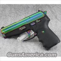 Sig Sauer P239 Rainbow Edition 9mm Pistol.