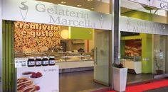 Gelateria Marcella - ARONA - I Dopocena - I Conotorta - Biscotto Gelato - La Pralina - I Ghiaccioli al fruttosio - I Bon Bon