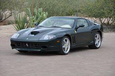2005 Ferrari 575 M Superamerica Convertible