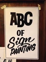 Image result for sign painter star effect