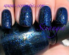 China Glaze: Glitters - Meteor Shower