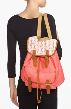 so cute for carrying everything around in Disney or something when you don't want to carry a shoulder bag