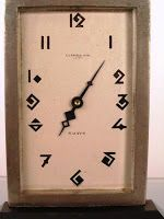 ART DECO  Reloj marca Dep de 1930