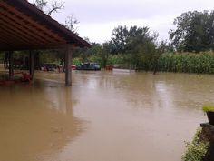 Modran i Janja ponovo poplavljeni