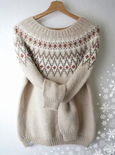 Best Knitting Sweter For Women Beautiful Ideas Sweater Knitting Patterns, Cardigan Pattern, Lace Knitting, Knitting Stitches, Knit Crochet, Crochet Patterns, Knitting Sweaters, Crochet Style, Tejido Fair Isle