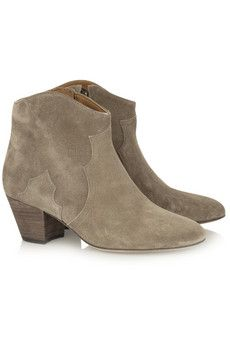 perfect spring/summer booties
