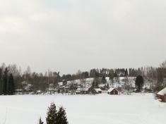 Hanaporin kaupunki Auttoisilla talvella 2018. Kuvaaja Elina Syrjänen. Snow, Outdoor, Outdoors, Outdoor Games, The Great Outdoors, Eyes, Let It Snow