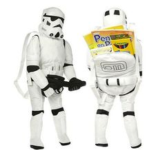 Mochila Storm Trooper  | Stormtrooper Back Buddy