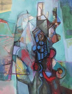 Roberto Burle Marx - Untitled (1989)