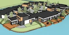 Bouwen op eiland Teylingenhof in De Tuinen, Bleiswijk Samen met uw toekomstige buren bouwen aan uw droomhuis aan het water. Dat kan op het eiland Teylingenhof in De Tuinen in Bleiswijk. Op dit moment onderzoekt Vastgoedregisseur bv de mogelijkheid om dit eiland via Collectief Particulier Opdrachtgeverschap, ofwel CPO, te ontwikkelen. Dit onderzoek is gericht op het realiseren van eigen woonwensen voor en door 55-plussers. Er is op het eiland ruimte voor 15 woningen