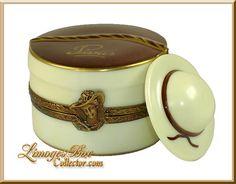 High Fashion Paris Hat Box Limoges