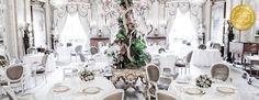 A maioria dos pratos do luxuoso restaurante é sazonal. O grupo de Alain Ducasse - do qual pertence o Le Louis XV - já faturou mais de 25 milhões de euros (Foto: Divulgação)