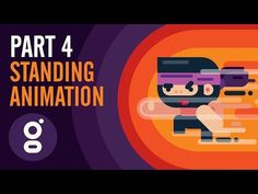 Part 4: Idle-Standing, 2D Sprite Animation. Adobe Illustrator. Adobe After Effects.