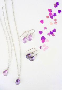 53 Countesses: 5 Ideas divertidas para una celebración en color lavanda ♥ 5 Fun ideas for a lavender wedding