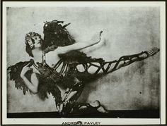 Andreas Pavley in Danse macabre / photograph, no credit given - ID: pavley_0020v - NYPL Digital Gallery