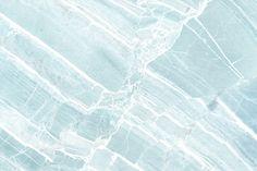 Teal Scraped Marble Wallpaper Mural | Hovia