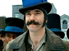 "Daniel Day-Lewis in ""Gangs Of New York""! He was ROBBED of the Best Actor Oscar for this role! Beard No Mustache, Moustache, Aces And Eights, Best Actor Oscar, Gangs Of New York, Daniel Day, Fiction Film, Day Lewis, Great Beards"